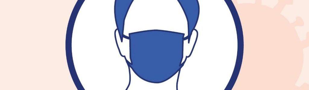 Port du masque en crèche.