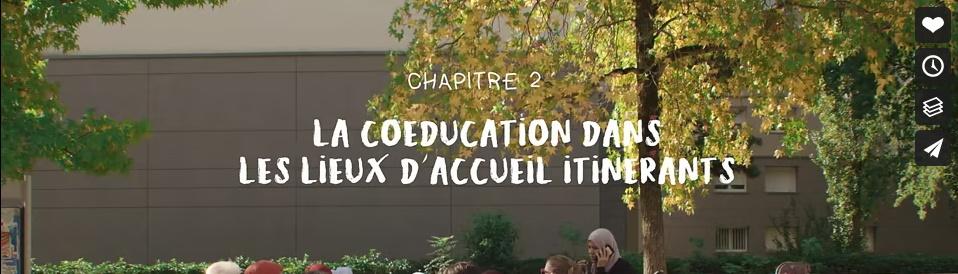 Film documentaire «Sur les chemins de la co-éducation»